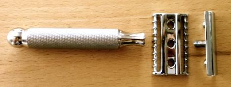 Mühle R41 mit Custommade Griff ron ballsend