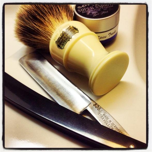 Hervorragend Rasiermesser schärfen Teil 3 | nassrasieren US02