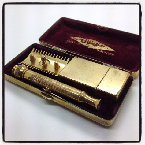 Gillette Old Type Pocket Edition